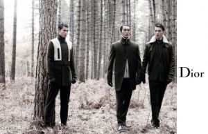 Daisuke Ueda and Hao Yun Xiang - Dior Homme Fall Winter 2012.jpg